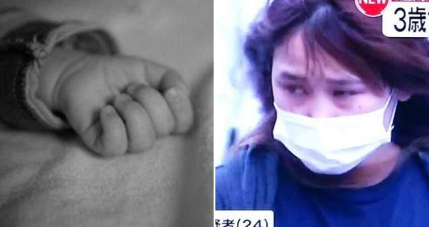 年輕母親和男友外出旅遊,3歲女兒關家中8天活活餓死