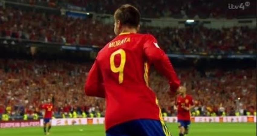 「個人精華」莫拉達(西班牙國家隊)  V S   意大利