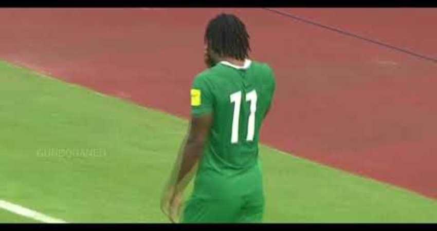 「個人精華」摩西斯(尼日利亞國家隊)  V S   喀麥隆
