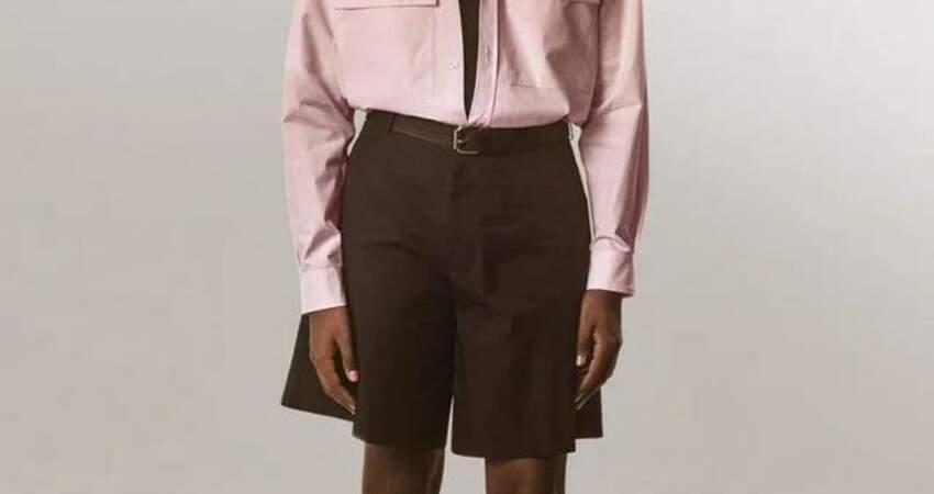 「短褲」也能穿得體面?這些穿法讓男女都動心
