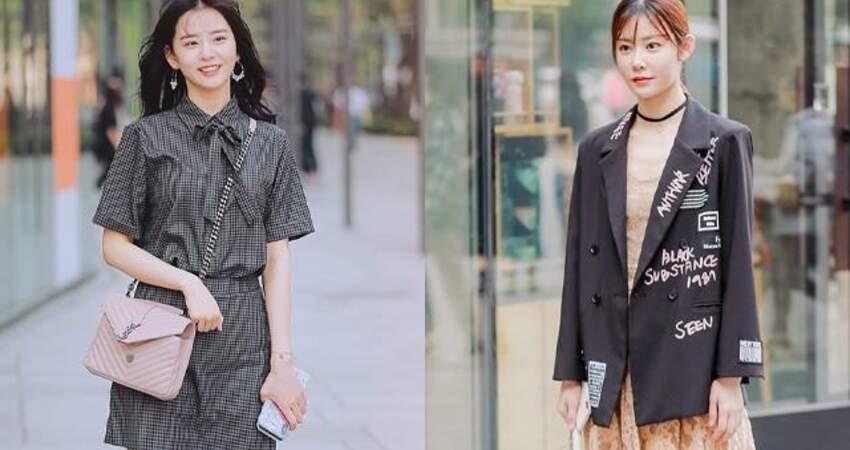 街拍:從時尚街拍中尋找自己的靈感,時尚讓你擁有幸福的感覺