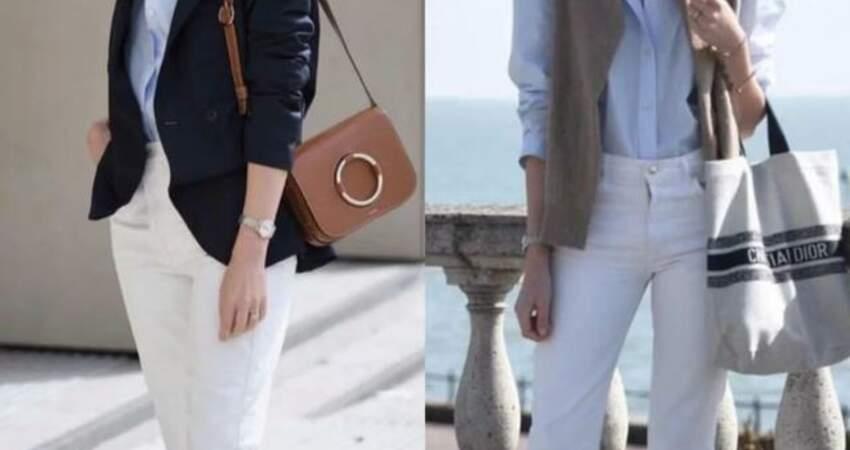 「中年女性」可照搬的基礎款搭配,時尚又體面,輕鬆打造高階衣品