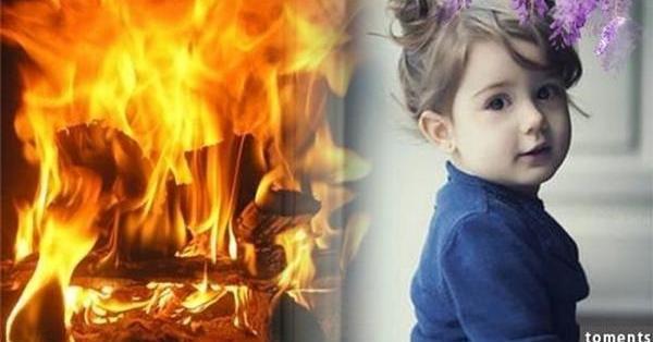 女嬰才出生10天竟因火災不幸化為灰燼!媽媽超悲痛卻六年後意外看到相似的小女孩,一切悲劇的真相竟是...!真是太慘了!