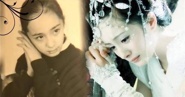她嗓音神似林志玲,五歲時做了周星馳女兒,十六歲時做了成龍大姐!!