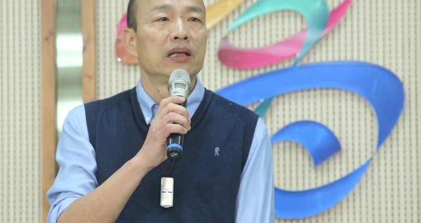 黃光芹嗆韓國瑜不值得期待 有民眾則力挺只有韓可救台灣