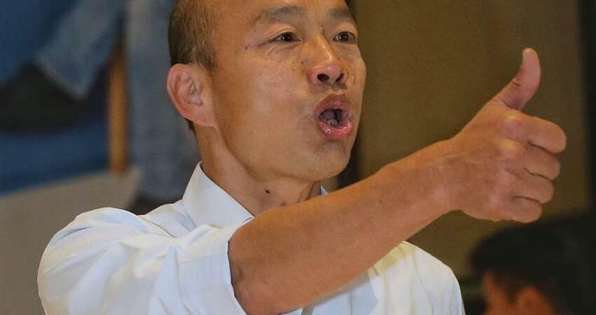 一張圖看韓國瑜嘉義造勢 驚見這誇張景象!