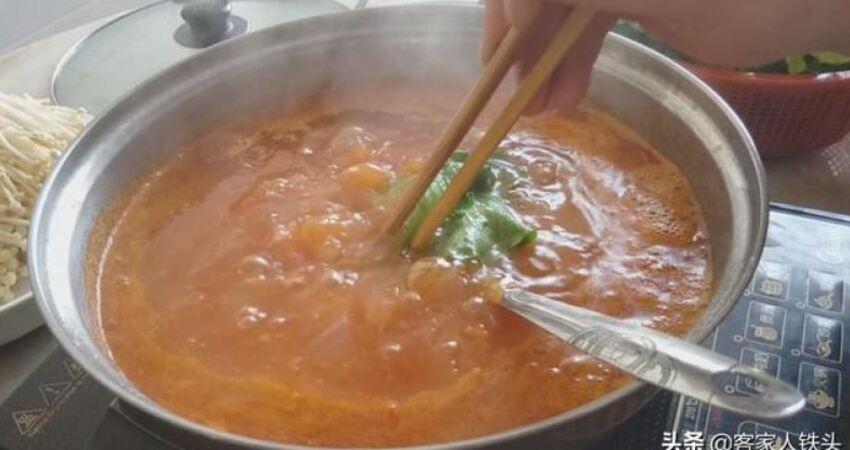 天冷想吃火鍋?教你在家做一個特色湯底,好吃到不想放筷