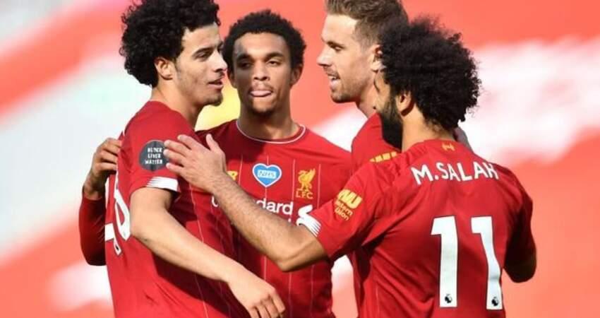 2-0,主場24連勝!利物浦奪冠後取首勝,距最高分紀錄還差11分