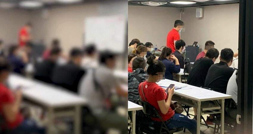 超昂貴面試!台南41人「擠爆房間」恐遭罰246萬