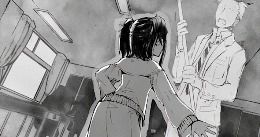 《轉生成蜘蛛》:蜘蛛報恩?女主前世差點被掃帚拍死,轉生後報恩