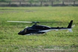 AIRWOLF EP600 flybarless system Not installed HD1080 photo 飛狼