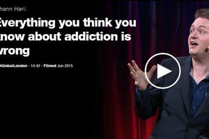 約翰海利:你對上癮的所有認知都是錯的 JohannHari:Everything you think you know about addiction is wrong