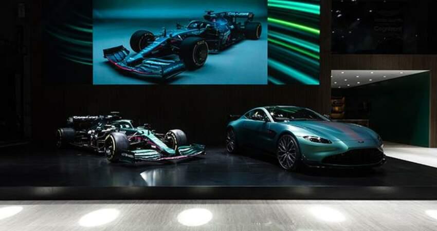 2021上海車展:阿斯頓·馬丁VantageF1特別版全球首發
