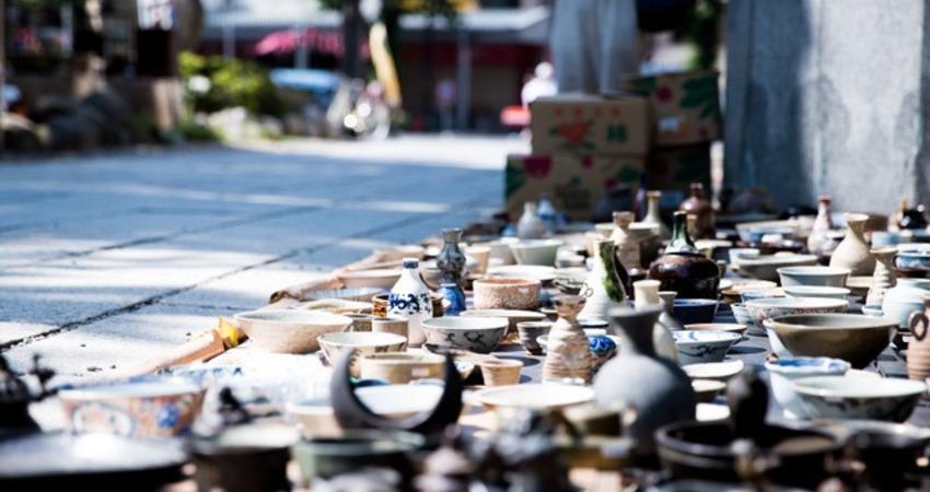 這裡肯定能挖到寶!2017年版假日必去的10個精選東京都內古董市集.跳蚤市場