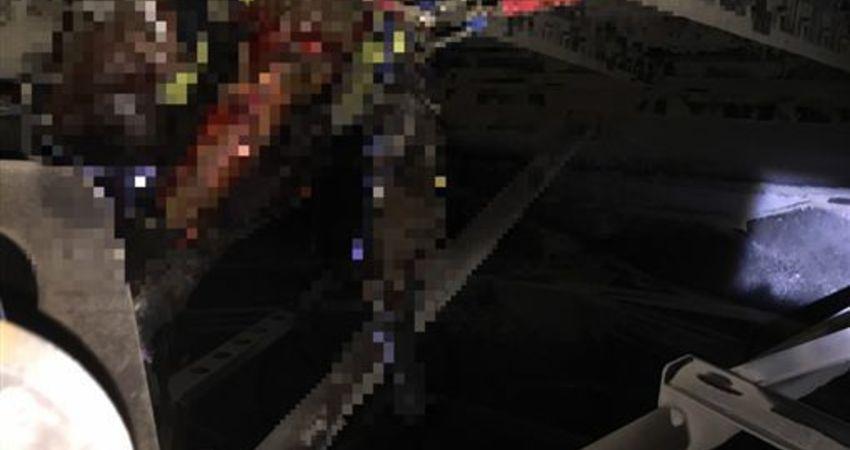 中火傳工人遭捲入機器 臟器外露慘亡