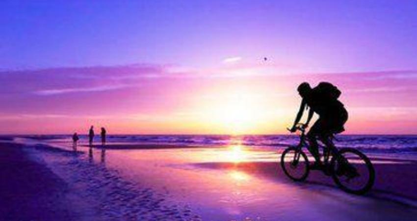 學會用一顆強悍的心,讓過去過去,讓未來到來