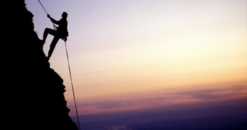 你越害怕困難就越多;什麼都不怕的時候一切反而沒那麼難