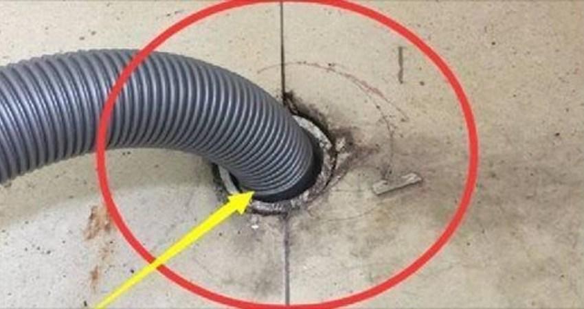 難怪家里的洗衣機排水管整天漏水,原來做錯了「這件」事!