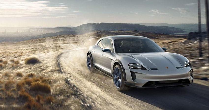 科技新知:特斯拉要小心啦!保時捷電動車充電快6倍,性能更是強勁