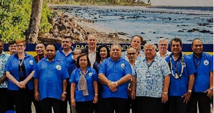 沒禮貌!太平洋島國論壇 中國代表搶發言遭制止怒退席