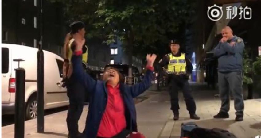 陸客半夜被丟墳場 瑞典:警察沒有錯