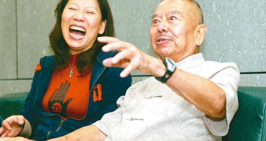 下台一鞠躬! 相聲大師吳兆南 93歲辭世