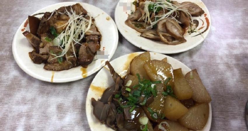 西門町麵店滷味3盤500元 香港人結帳嚇壞