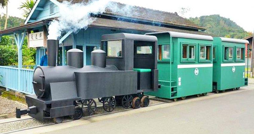 不是鐵道迷也想拍 全台三大迷你火車