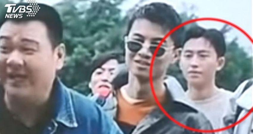 吳宗憲20年前電影 驚見新竹市長林智堅