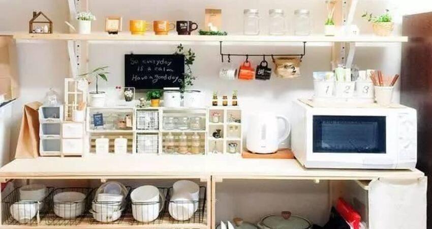 日本主婦的廚房收納功力是如何煉成的?