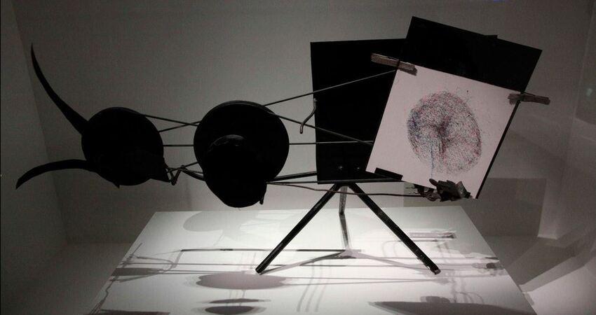 人工智慧畫出來的作品算藝術嗎?