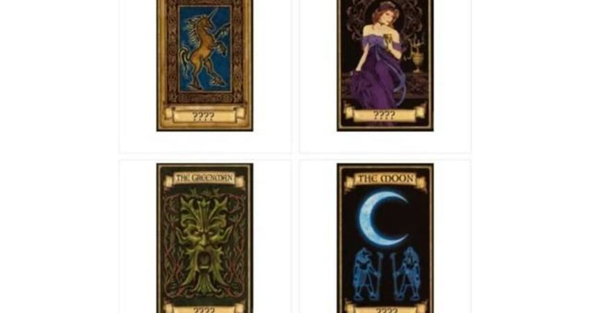 測試:選一張牌,它能預知你即將遇到的好事