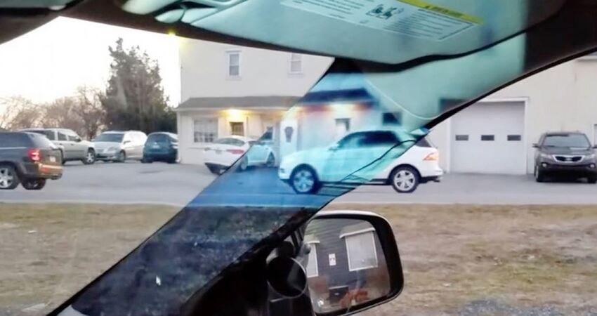 汽車A柱視線問題「14歲少女幫解決了」 獲頒「科技創新大賽首獎」造福駕駛