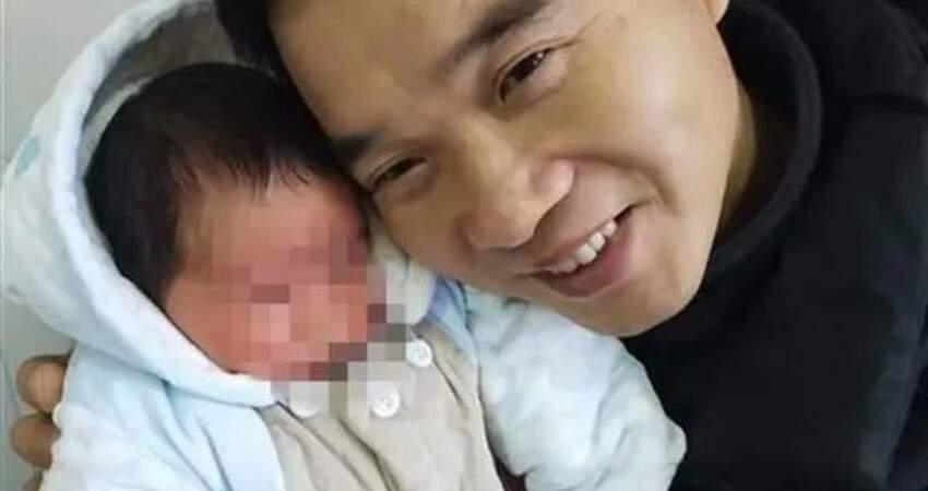 痛心!湖北秭歸村支書給村民送物資時遭遇意外,他的小女兒才出生50多天