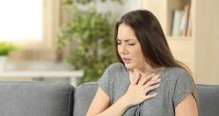 得了哮喘有哪些表現?4招或有助緩解,減少反覆