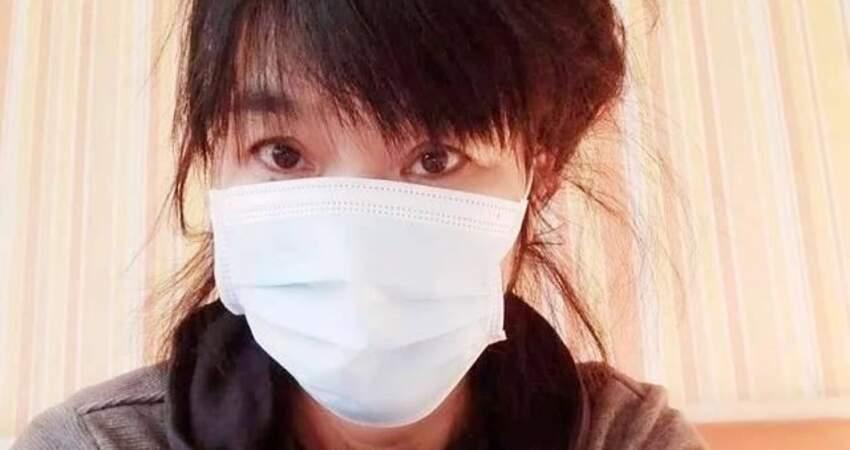 世界冠軍的抗疫:丈夫病逝、老小確診,她卻說「理解,不怪他們」