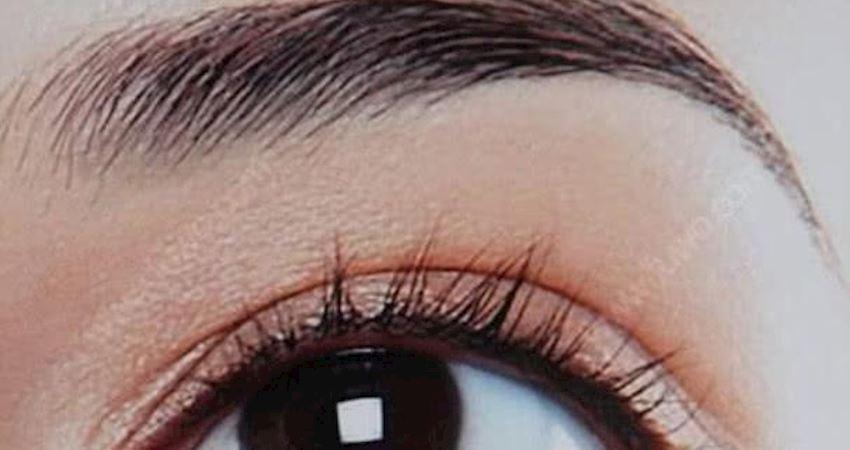 心理測試:三種眉毛,哪一種最像你?測你這輩子是什麼命