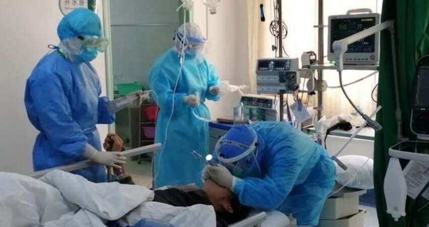 這名護士的流水帳,沒什麼文采,卻看得人想哭