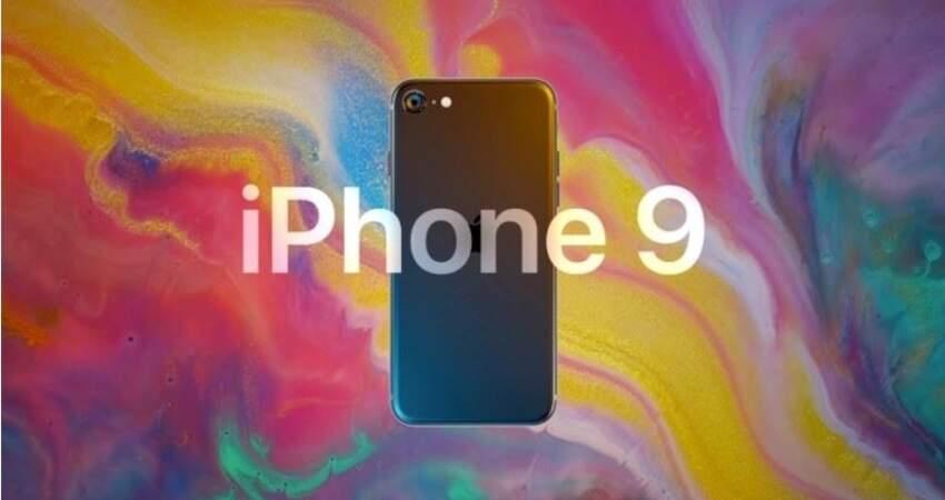 平價小尺寸iPhone9來了!韓國電信業搶先開放預購 售價預估1.2萬元