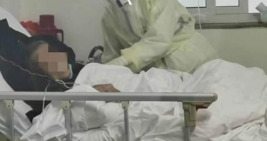 金銀潭醫院女護士:「爺爺住進我的病區6天後去世,那一天奶奶確診」