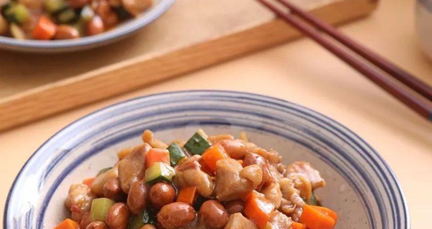 美味升級,用雞腿肉做的宮保雞丁更好吃!【孔老師教做菜】