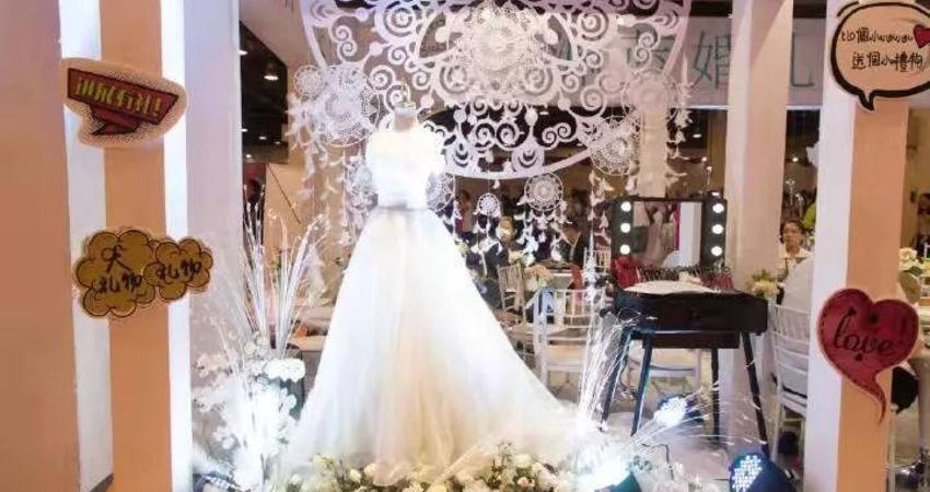 占卜:你最喜歡哪款婚紗? 測出何時你會步入婚姻的殿堂