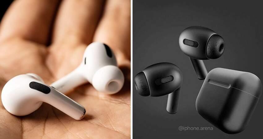 人人買得起!蘋果將推「平價款AirPods」 超酷「全黑耳機」也值得果粉注意