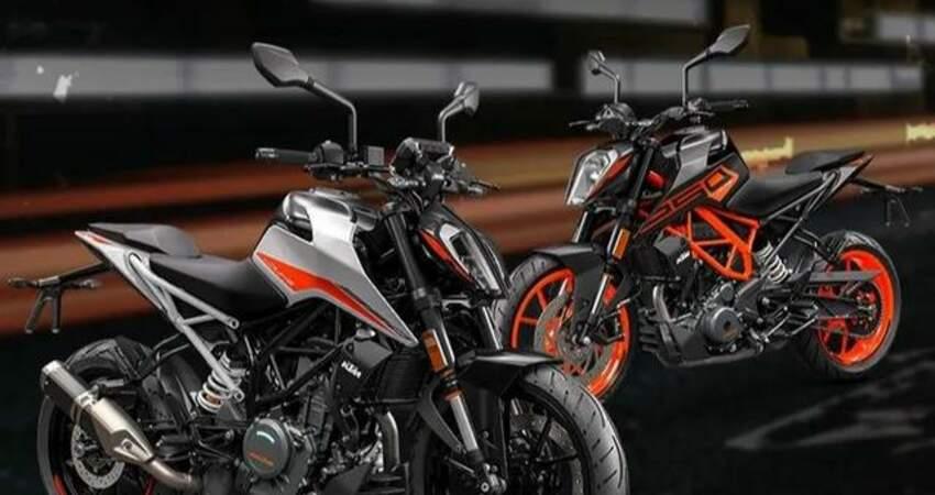 2021款KTM390和250亮相,全新配色,更低價格