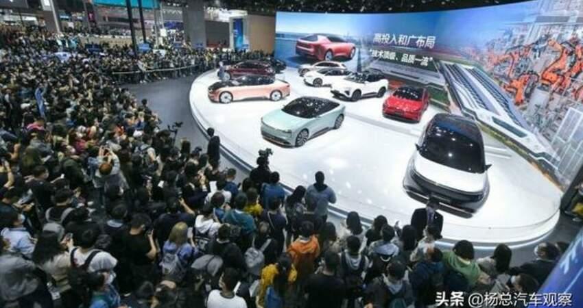 九款車齊亮相!恆馳成上海車展顏值擔當