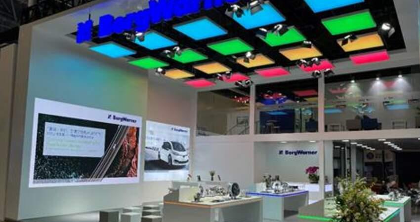 博格華納亮相2021國際車展,全新陣容引領車行未來