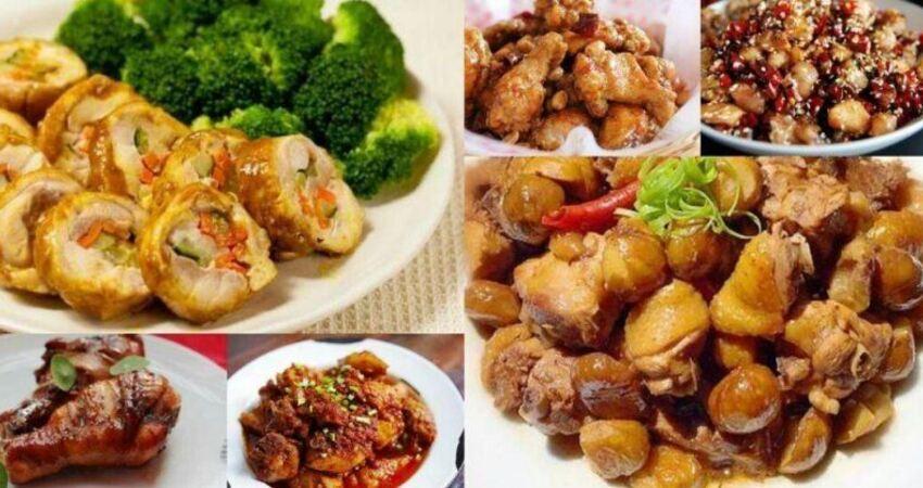 喜歡吃雞的不要錯過這15道菜,做法超簡單!