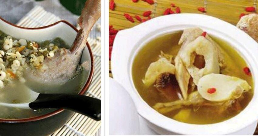 10款養生湯,有效趕走秋季乾燥,家常做法簡單易學.