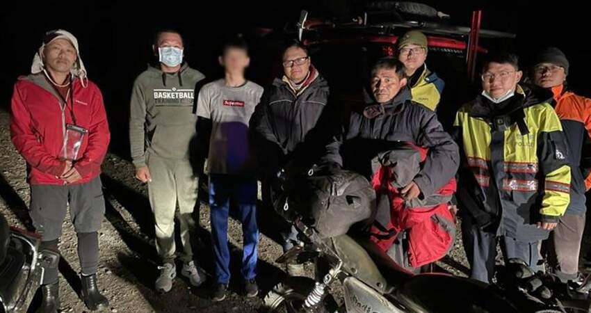 冒險載15歲泡麵少年下山! 人員怒質問「我們就該死?」南投林管處回應了