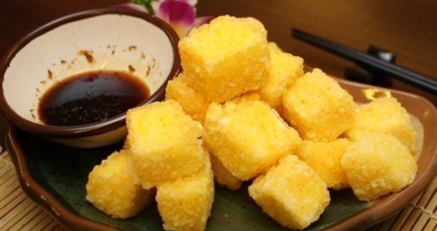 Image result for 日本炸豆腐